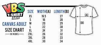 Sizing Vbs T Shirts Awesome Screen Printed Shirts For