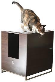 amazoncom  modern cat designs  litter hider  bed  cat houses