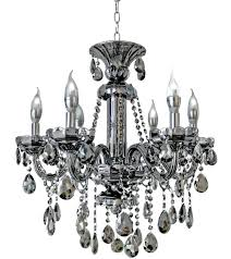 78 most wicked antler chandelier kit maria theresa crystal smoked black lightupmyhome on hampton bay
