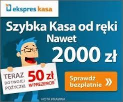 Promocje bankowe i nie tylko... : Ekspres Kasa: 50 zł w prezencie do ...