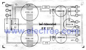 simple fixed regulator 12v 15v 30v using zener diode pcb simple power supply regulator 12v 15v 30v by zener diode