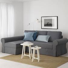 the ikea sofa is on you better