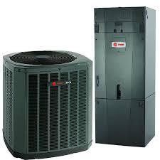 Trane 1 5 Ton Heat Pump Rooftop Diy Comfort Depot Trane Ton Xv18 Heat Pump System Installed Installed