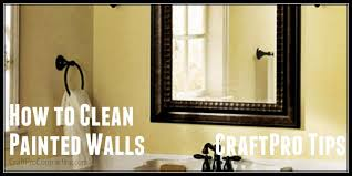 clean painted walls5 Tips for Cleaning Painted Walls Without Ruining or Damaging the
