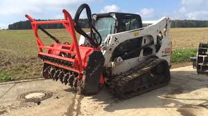 bobcat t770 skid steer with ahwi