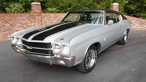 1970 Chevelle SS Cortez Silver for sale Old Town Automobile in ...