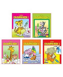 dreamland super colouring book with pack of 5 les