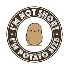 Potato Size Chart Im Potato Size