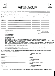 Equipment Lease Purchase Agreement Template Form Used Sample With ...