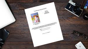Do You Need A Certificate Of Authenticity For Your Artwork Archive