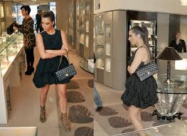 chanel bags classic small. chanel celebrity pics bags classic small