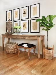 entryway table with drawers. long and narrow light wood console table with drawers entryway .