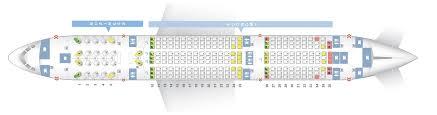 Boeing 787 8 Dreamliner Seating Chart Seat Map Boeing 787 8 Dreamliner Qatar Airways Best Seats