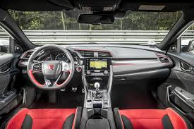 2018 honda civic interior. Plain Civic 2018 Honda Civic Type R Review Throughout Honda Civic Interior S