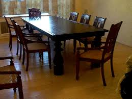 8 foot dining table