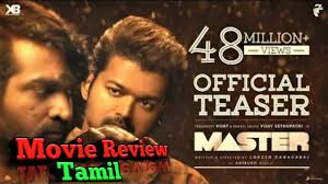Master - Tamil Movie Review ...