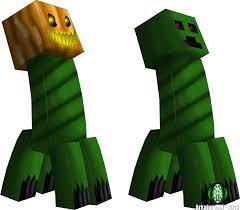 Minecraft Creeper Ideas Transparent PNG ...