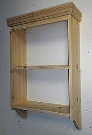 shaker style shelves uk new solid pine wall rack various sizes and handmade in bookcases