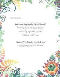 Farewell Invites For Colleagues Farewell Invitations Danishshah
