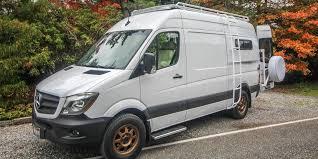 Freedom Vans built <b>Mercedes</b>-<b>Benz</b> Sprinter camper van for a ...