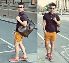 louis vuitton polo. austin levine - louis vuitton backpack, polo, sunglasses, fred perry shoes, hermës cuff the day out. polo