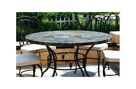 slate patio table round slate outdoor patio dining table stone slate patio dining set slate patio table