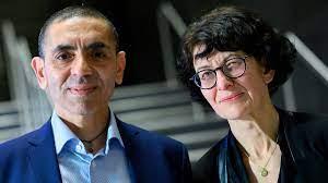 Bundesverdienstkreuz für Biontech-Gründer