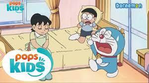 S5] Hoạt Hình Doraemon Tiếng Việt - Đổi Mẹ Cho Nhau