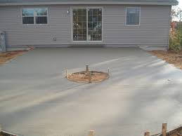 concrete patio with fire pit. Exploding Concrete Truck Mythbusters Portable Fire Pit On Will Bricks Explode In A Slab Patio With