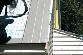 cutting corrugated metal panels best way