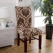 new style home decor chair cover spandex fl printed home hotel chair slipcover