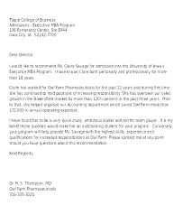 Free Letter Of Recommendation Template For College Letter Of Recommendation Template