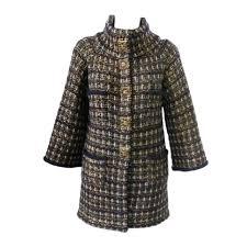 chanel clothing. chanel navy, burgandy, beige, gold jacket clothing