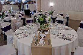 round table wedding decor