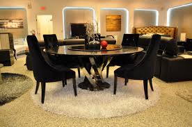 round dining table with lazy susan. Round Dining Table With Lazy Susan