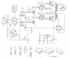 circuit diagram of inverter the wiring diagram 300watt inverter circuit diagram pcb layout electronic circuit circuit diagram