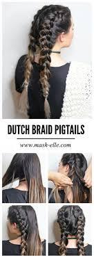 Pigtails Hair Style best 25 pigtail ideas summer braids pigtail 8500 by wearticles.com