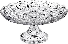 <b>Конфетница Lefard</b> Muza Crystal, на <b>ножке</b>, 18 х 18 х 9,5 см, 695 ...
