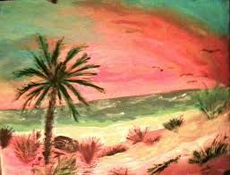 beach painting nature at its most beautiful by marie bulger