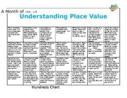 Place Value To 1000 A Month Of Activities And Games For 2nd Grade Ccss