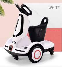Home and Garden Xe điện cân bằng cho bé muốn đứng và ngồi SUPER CUTE | Xe  scooter