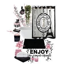 black and pink bathroom accessories. Bathroom Set Black And Pink Accessories Paris White Inspiring Design Sets Home Decor \u0026 Renovation Ideas