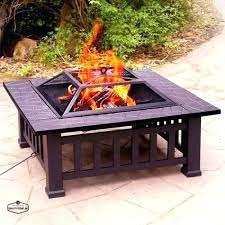 cast iron fire pit with chimney surprising ideas outdoor fire pit screen cover outdoor fireplace wood