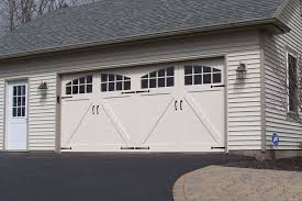 Carriage Style Garage Doors No Windows Eat Mimeat Decors Large