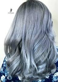 Gray Hair Colors