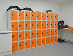staff locker storage solution