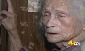 elderly w living out electricity since last year kltv elderly w living out electricity fights to keep city codes from tearing down home