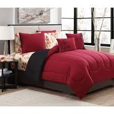fl 7 piece burdy twin bed in a bag