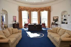 oval office picture. Inside Alabama\u0027s Full-sized Oval Office Replica Picture