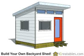 small outdoor office. Outdoor Office Plans Backyard Garden Shed House Extra Modern Small